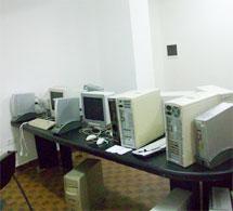 Sala Computer Cooperativa Sociale Ancora