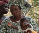 Donna del Senegal