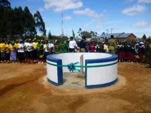 Tanzania acquedotto ACRA