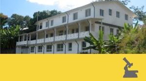 Ospedale in Madagascar
