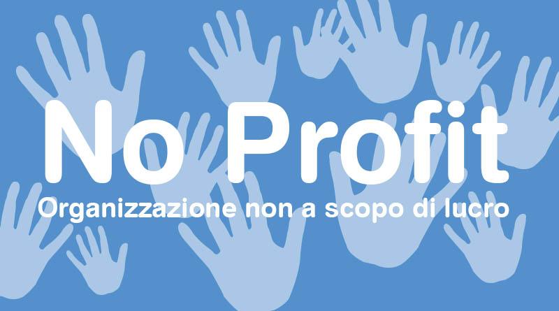 No Profit - Organizzazione non a scopo di lucro