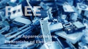 Rifiuti di Apparecchiature Elettroniche ed Elettriche