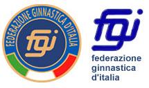 Logo Federazione Ginnastica d'Italia