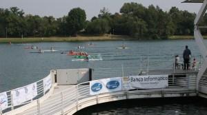 Campionati italiani di velocità: Federazione Italiana Canoa e Kajak