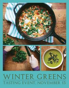 WINTER GREENS