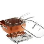 Copper Chef Cookware Set