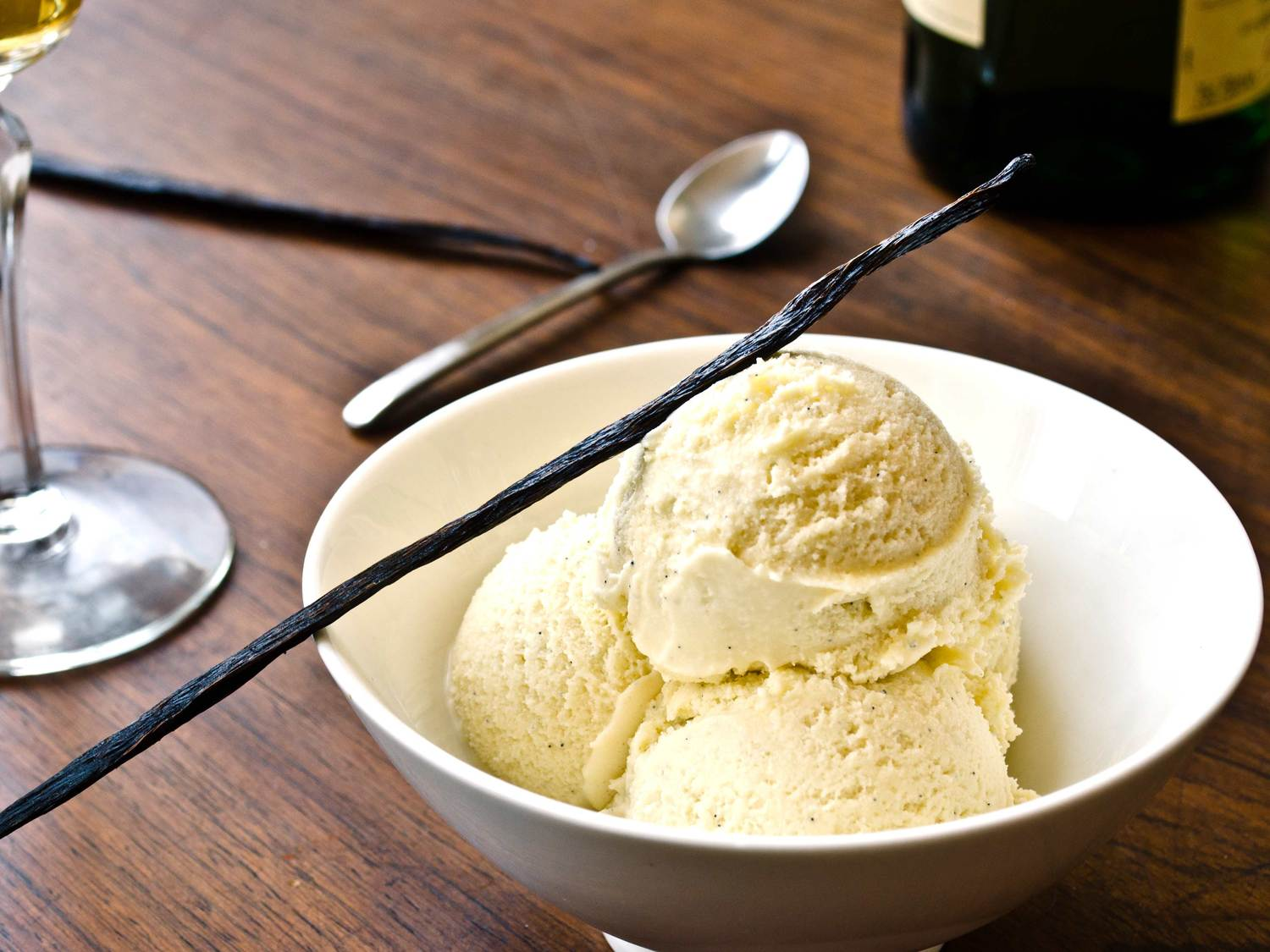 Vanilla Delight Scoop