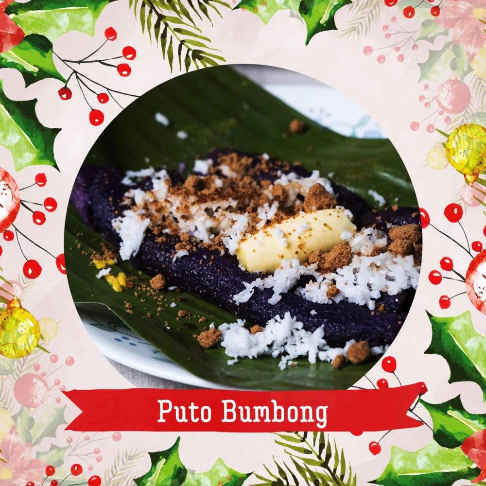 Hello Pasko Puto Bumbong