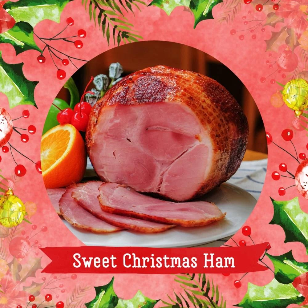 Hello Pasko Sweet Christmas Ham