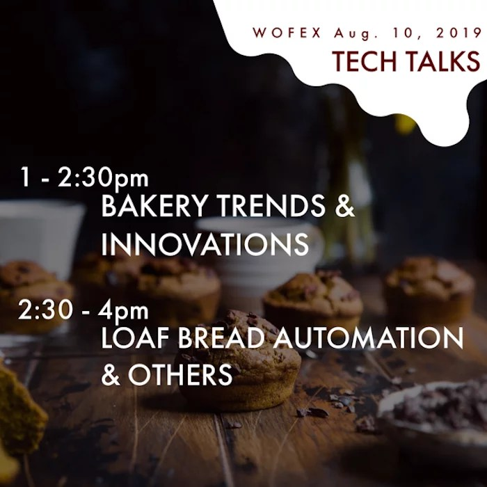 WOFEX 2019 tech talks
