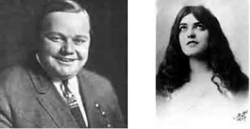 Image result for fatty arbuckle and virginia rappe