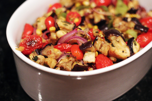 roasted veg quinoa 3