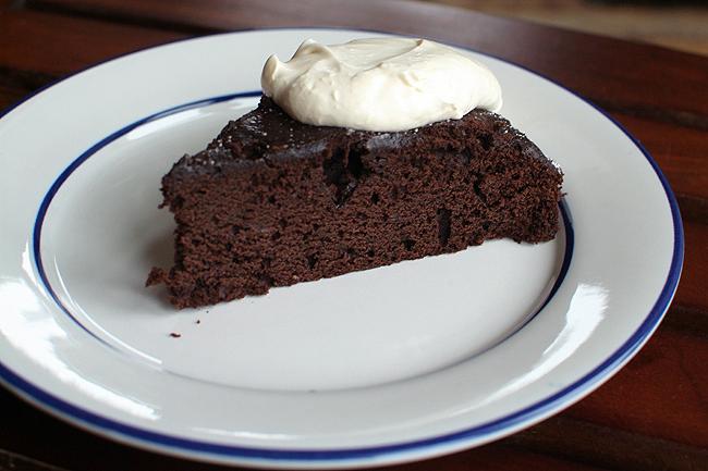 red wine chocolate cake 4