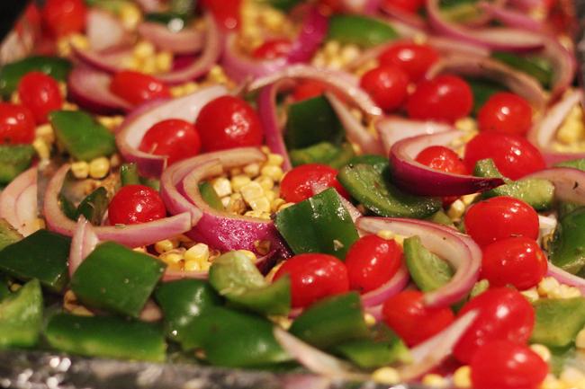 summer lentil salad 1