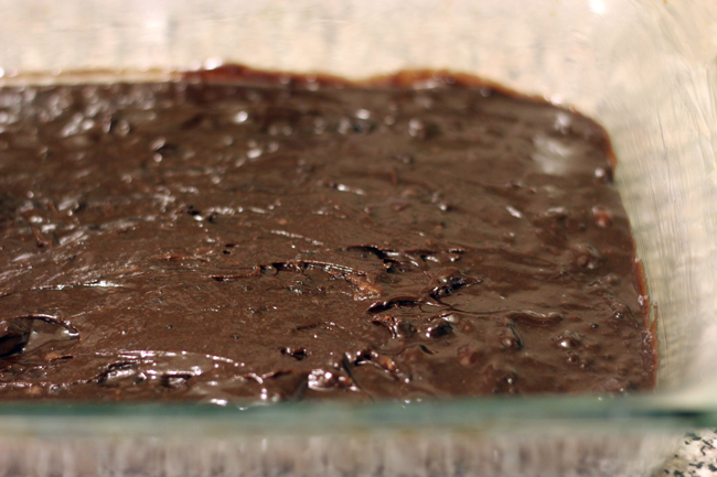 red wine brownies 2