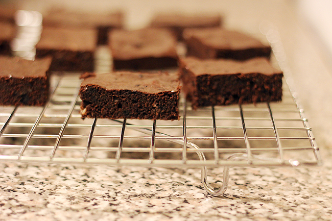 red wine brownies 3