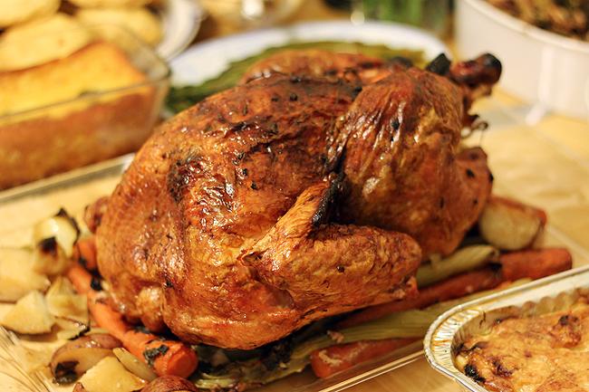 roast turkey 9