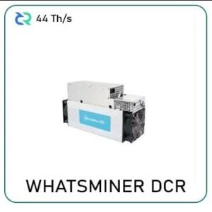 Whatsminer DCR D1 48 TH/s