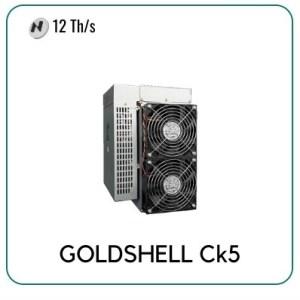 GoldShell CK5 12Th CKB