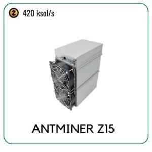 Bitmain Antminer Z15