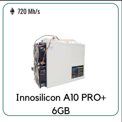 Innosilicon A10 Pro+