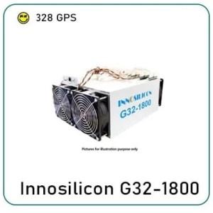 INNOSILICON G32 1800 MINER Cuckatoo31/32