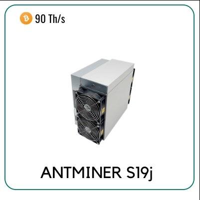 Antminer S19j 90TH/s