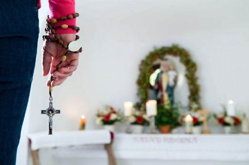Foto: Shutterstock.com, marija, sveci, neizgovorene molitve