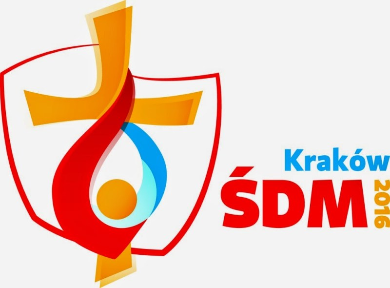 logo-sdm-krakow-2016, službena molitva svjetskog dana mladih