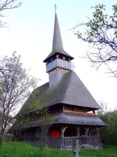 Crkva prikazanja Blažene Djevice Marije u hramu, Bârsana