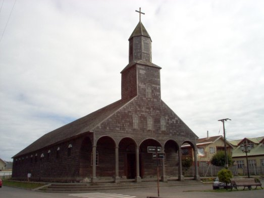 Crkva Gospe Loretske, Achao