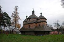 Crkva sv. Mihaela iz 1754., Komarno