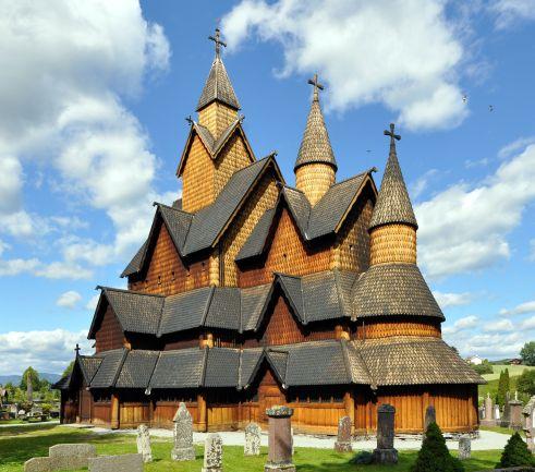 Crkva Heddal, Notodden