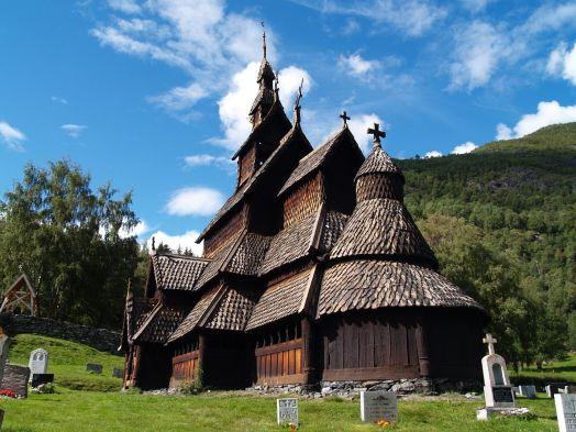 Crkva sv. Andrije, Borgund