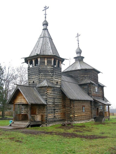 Crkva Isusova Uskrsnuća, Suzdal