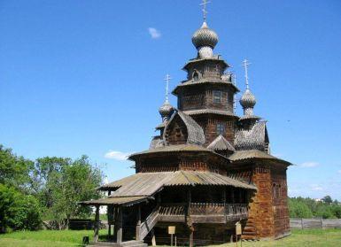 Crkva Preobraženja, Suzdal