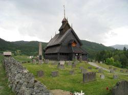 Crkva Eidsborg sv. Nikole, Tokke