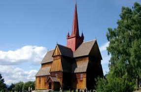 Crkva Ringebu, Ringebu