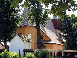 Crkva Svih Svetih, Blizne