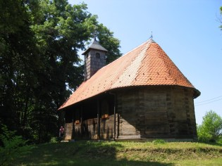 Kapela Presvetog Trojstva, Gladovec Pokupski