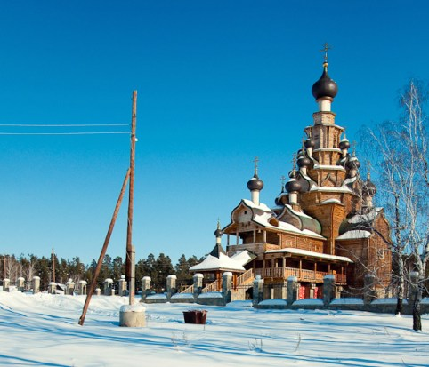 Crkva Naše Gospe, Sanarka