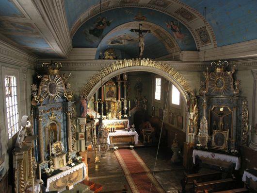 Crkva sv. Petra i Pavla, Lachowice