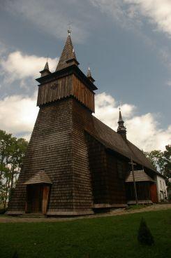 Crkva sv. Ivana Krstitelja, Orawka