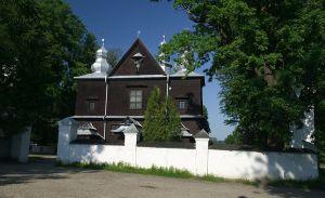 Crkva sv. Mihaela Arkanđela, Szalowa