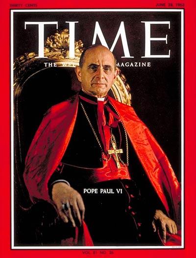 Pavao VI i Playboy