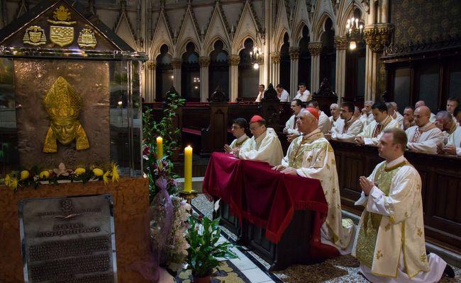 kardinal muller o stepincu kardinal muller u zagrebu kardinal muller u zagrebačkoj katedrali