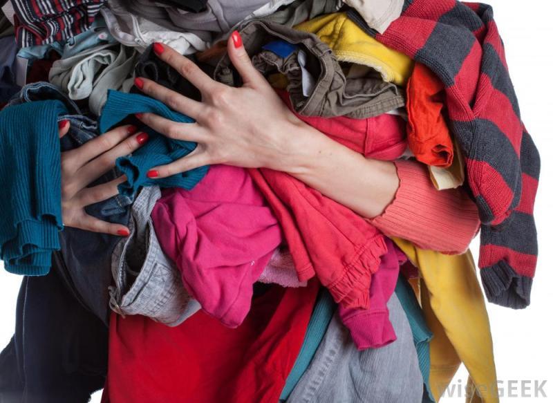 odjeca, što donirati siromašnima, second hand odjeća, smeće