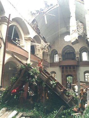 Božićna misa u Siriji 3