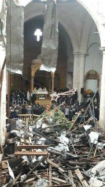 Božićna misa u Siriji