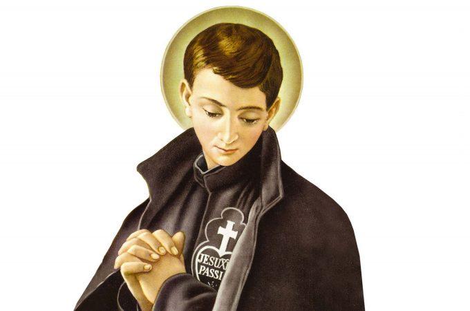 Sveti Gabriel od Žalosne Gospe